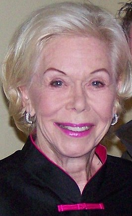 Louise Hay (Bron: Wikipedia)