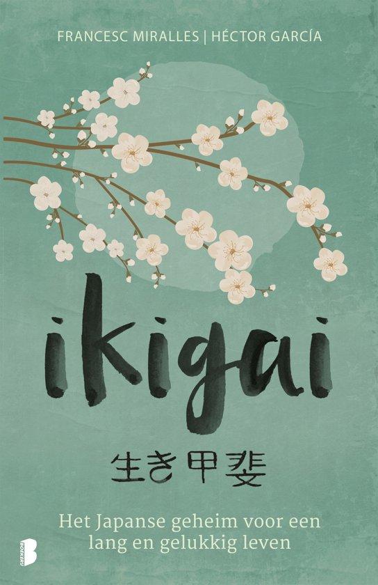 ikigai. het Japanse geheim voor een lang rn gelukkig leven.
