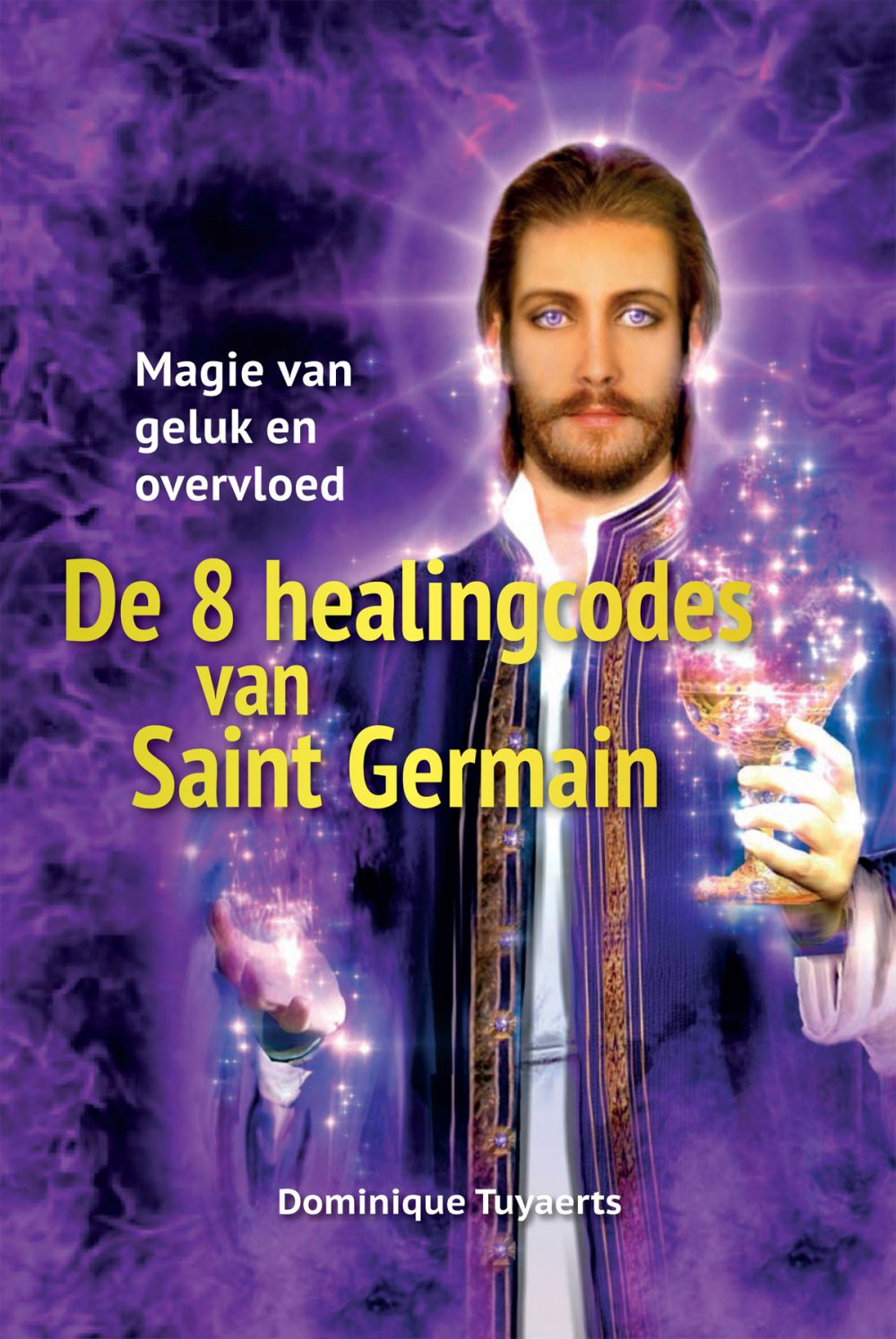 healingcodes Saint Germain